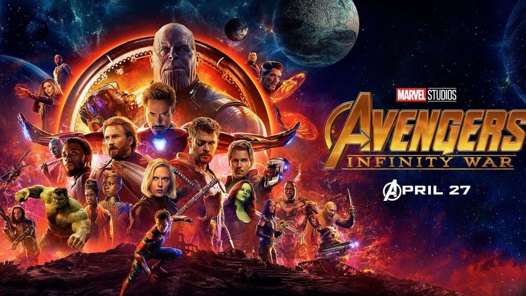 Avengers: Infinity War หนังแอคชั่น