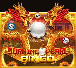 เกมส์ Joker Slot191 burning-pearl-bingo