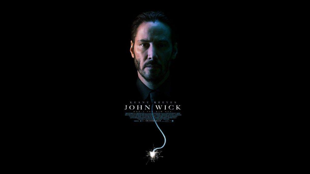 หนังแอคชั่น john wick