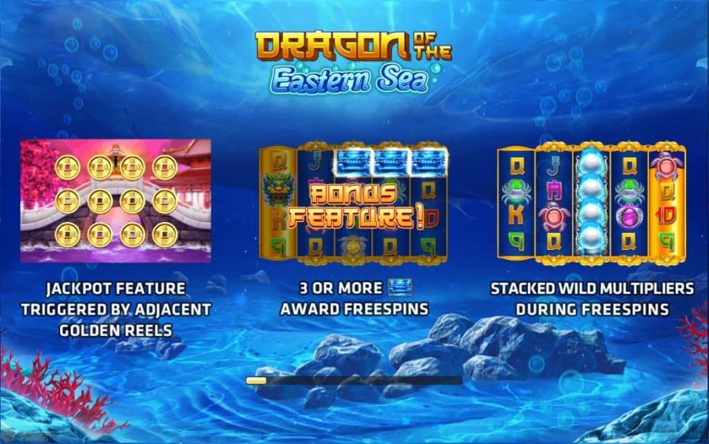 Slot Dragon of The Eastern Sea jokerslot191