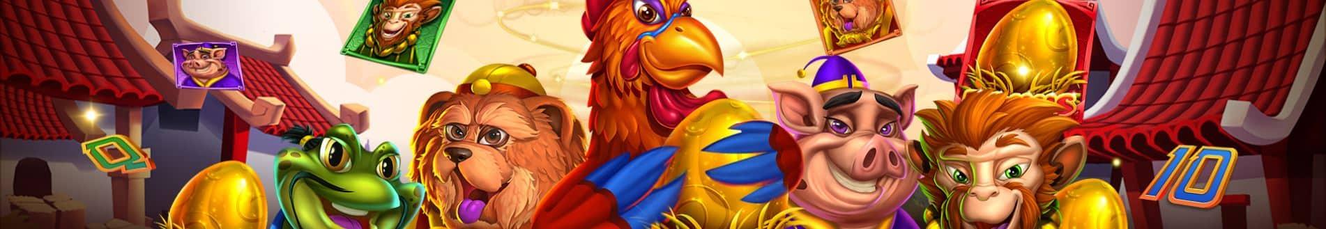 Lucky Rooster Jokerslot191