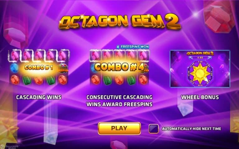 Octagon Gem2 Jokerslot191