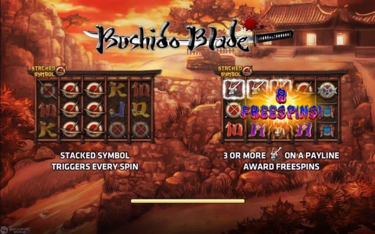 Bushido Blade Jokerslot191