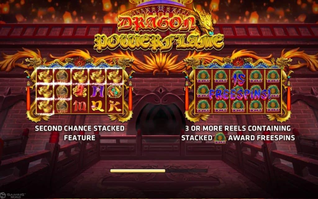 Slot Dragon Powerflame Jokerslot191