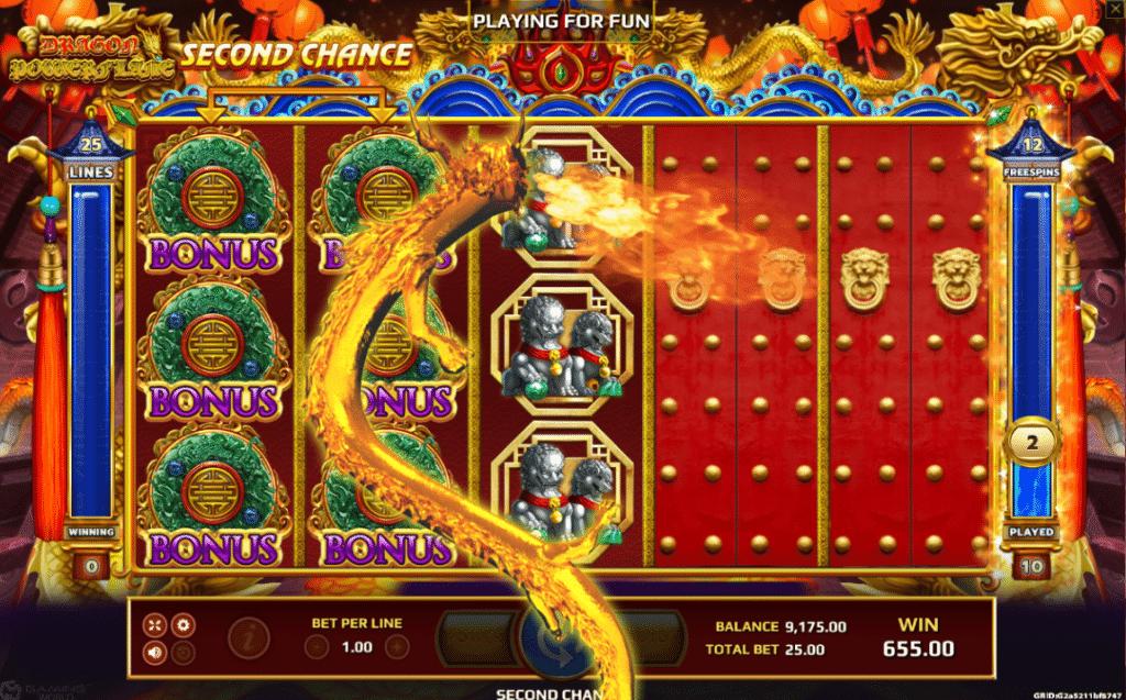 Slot Dragon Powerflame jokergame