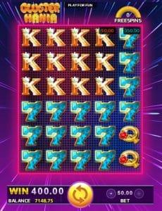 Cluster Mania Slot Jokerslot191