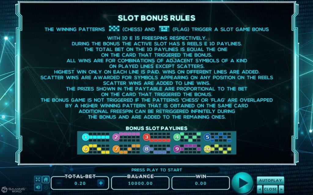Cryptomania Bingo Jokerslot191