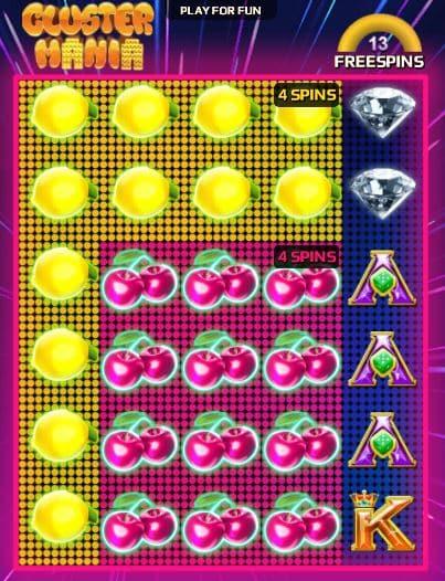 Cluster Mania Slot Joker Slot191