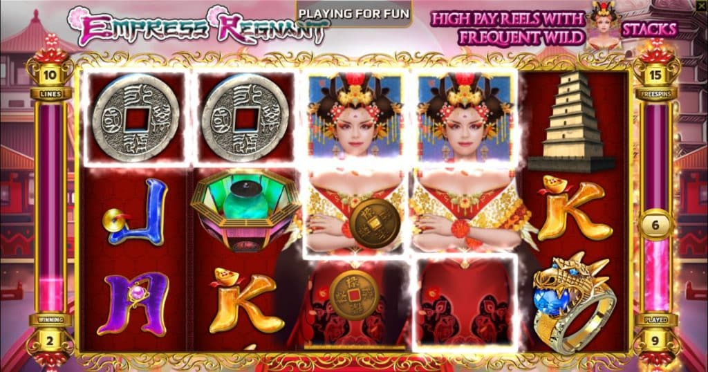 Empress Regnant Slot Joker191