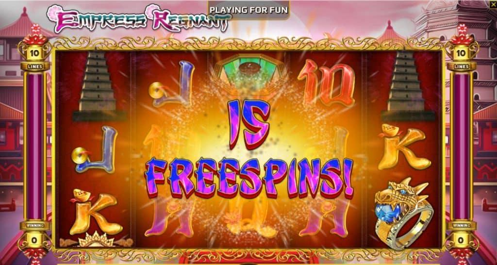 Empress Regnant Slot