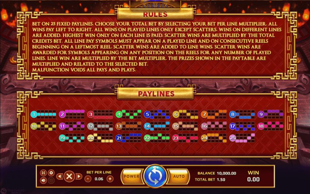 Slot Dragon Powerflame slotjoker