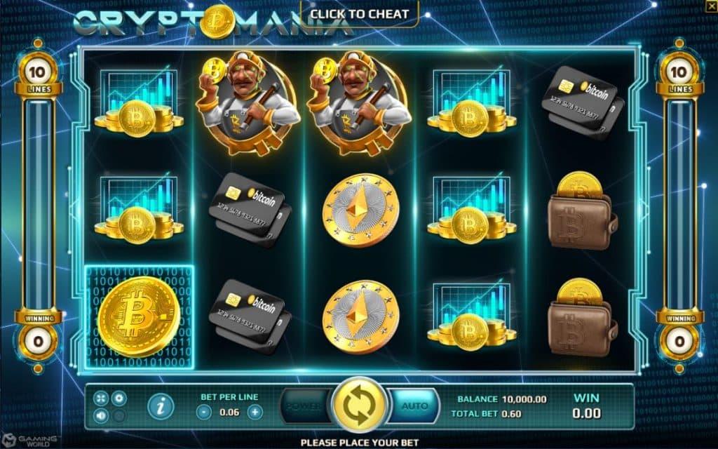 Cryptomania Jokerslot191