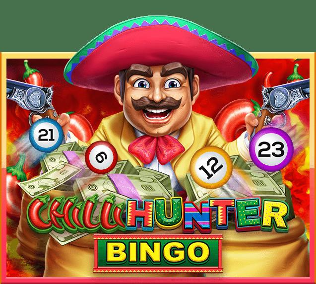 Chilli Hunter Bingo